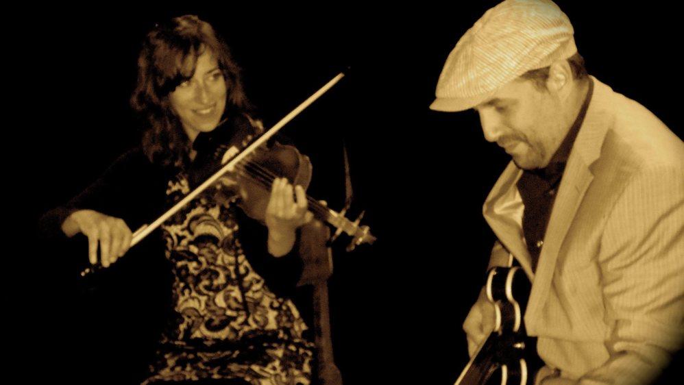 Vanessa Loerkens et Julien Revilloud jouent ensemble depuis une dizaine d'années.