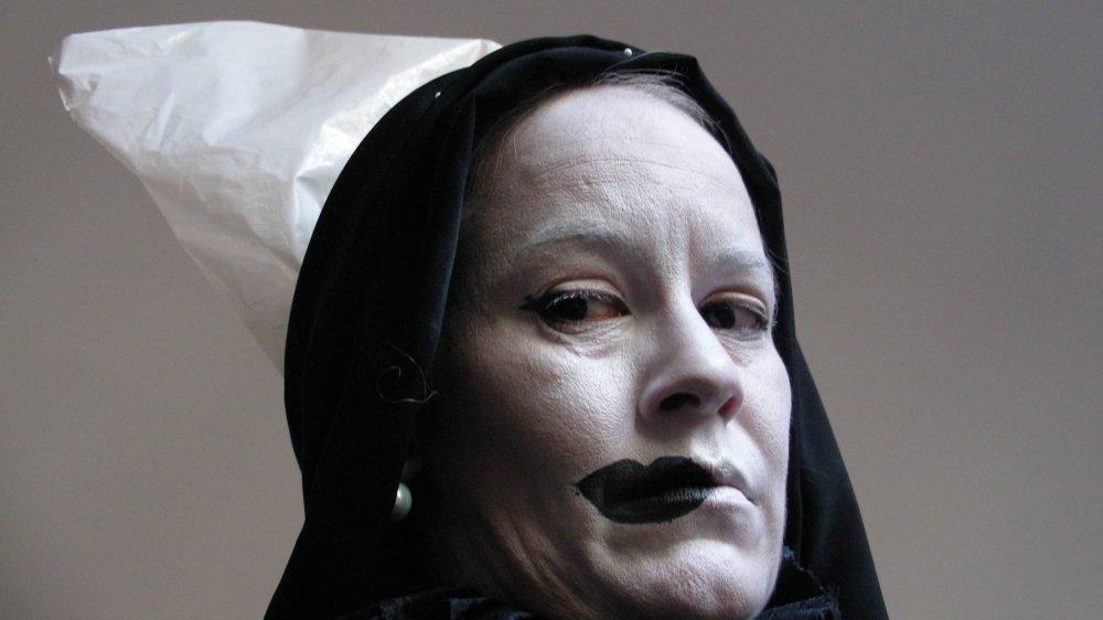 "Ledwina Constantini dans ""Lady Shakespeare""."