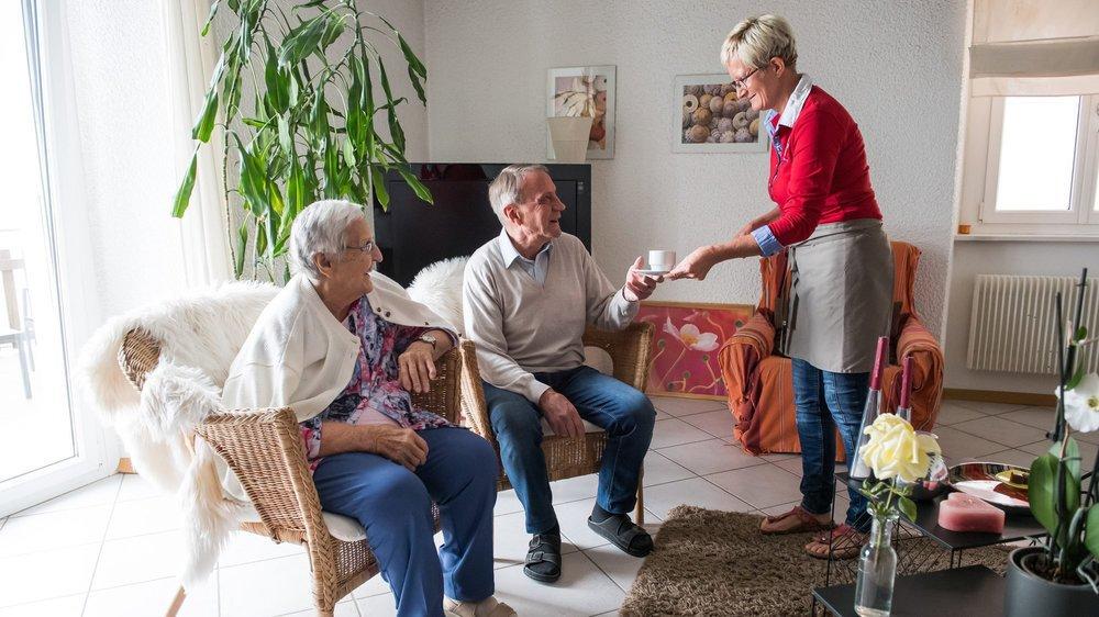 Le lieu d'accueil pour personnes âgées Les Sorbiers, aux Brenets, risque de bientôt fermer ses portes - Arcinfo