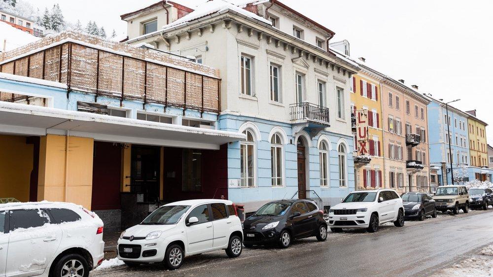 L'association La Grange envisage d'acheter la salle de concert du Lux, fermée depuis 2016.