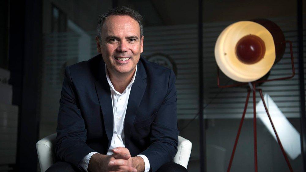 Jean-François Collet connaît parfaitement le ballon rond. Il a été président du LS et est vice-président de la Swiss Football League.
