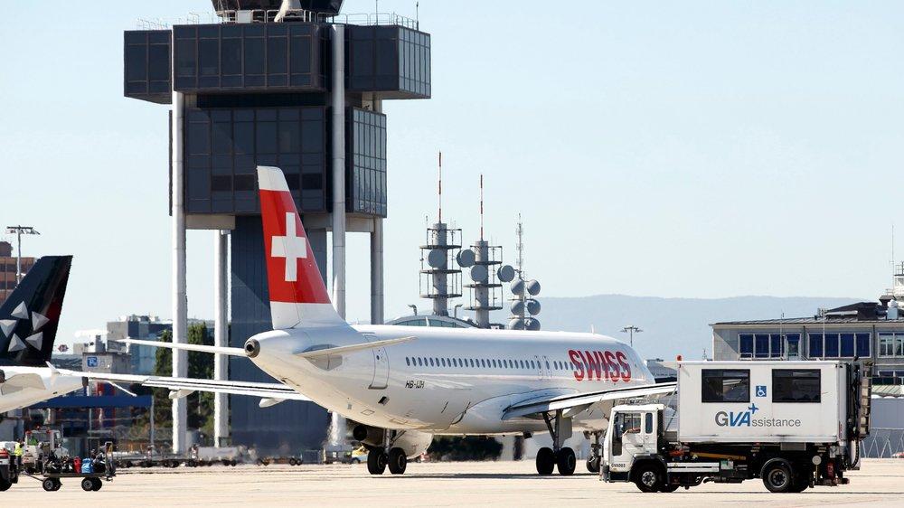 Genève aéroport s'est engagé à alimenter la totalité de ses infrastructures avec de l'énergie 100%  renouvelable d'ici 2025.