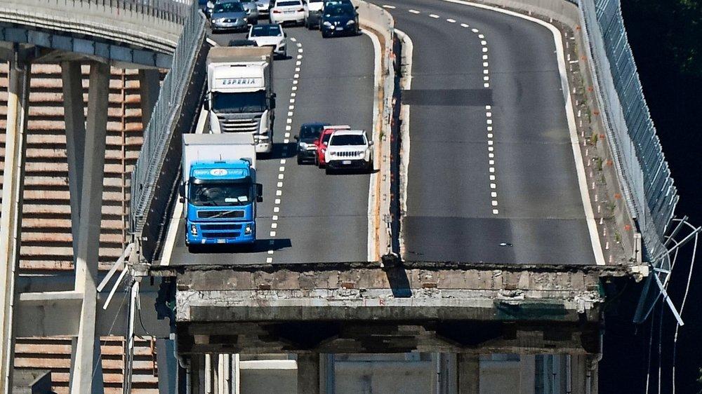 Autostrade soupçonné de falsifier l'état de ses viaducs