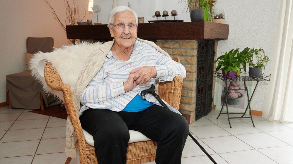 Le lieu d'accueil pour personnes âgées Les Sorbiers ferme ses portes. Les deux dernières pensionnaires, dont Madeleine, ont dû trouvé une place ailleurs.