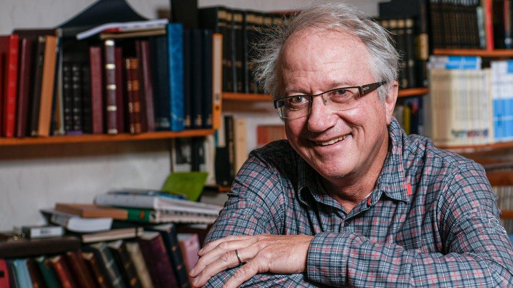 Jacques Jacot, ancien professeur de l'EPFL et président de l'Association suisse pour la recherche horlogère (ASRH).