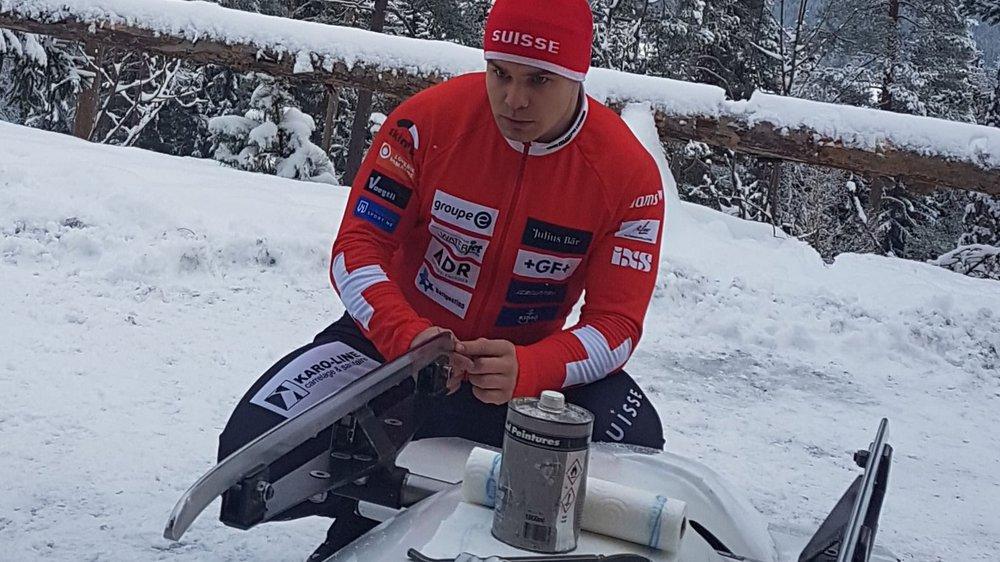 La saison de Yann Moulinier débute samedi en Norvège.