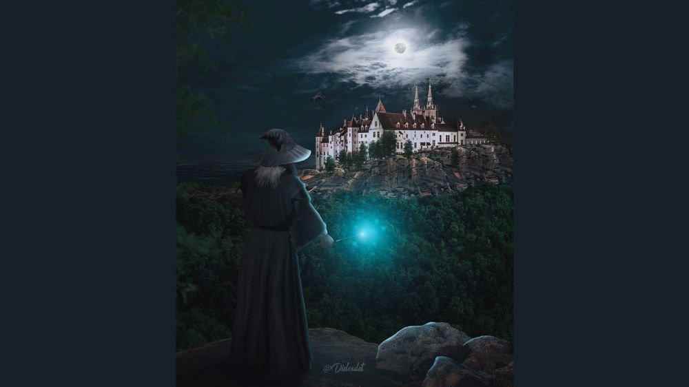 Les sorciers et sorcières étaient accusés de se rendre à la secte du diable.