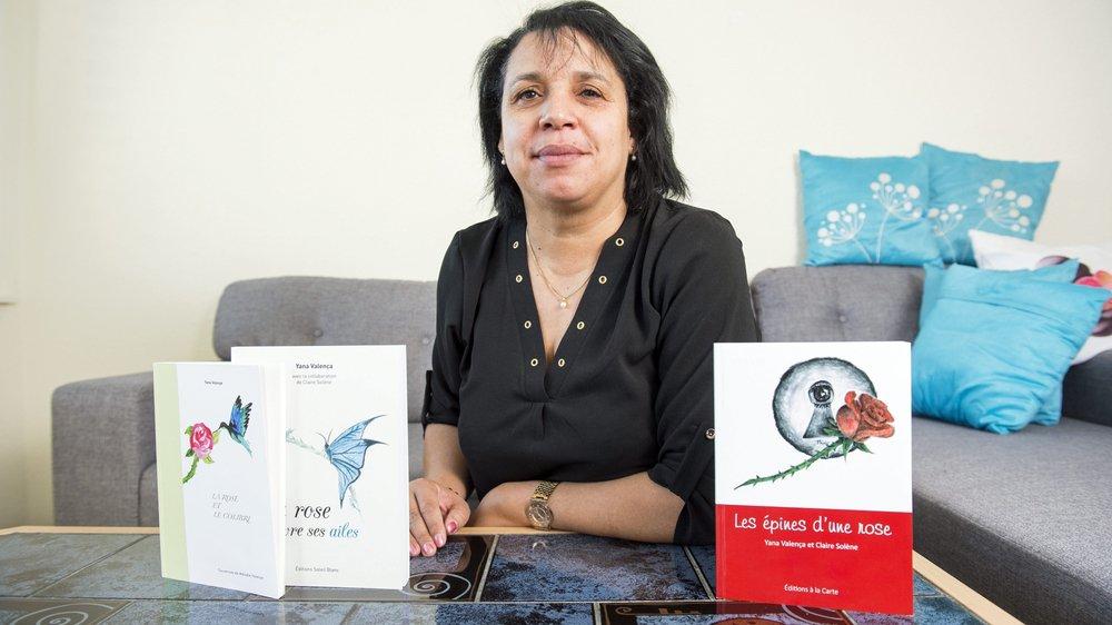 La Valaisanne Yana Valença a subi des violences conjugales pendant 22 ans.
