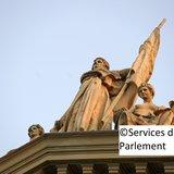 Visite du Palais fédéral