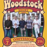 Woodstock Night / Concert rock années 70 Omyssion
