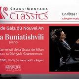 Khatia Buniatishvili et les Cameristi della Scala