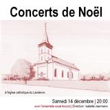 Concerts de Noël : Le Madrigal et choeurs invités
