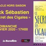 """Patrick Sébastien : """"Le secret des cigales"""""""