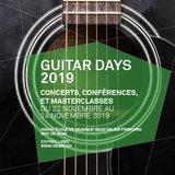 Guitar Days 2019