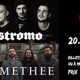 Nostromo / Promethee (hardcore metal)