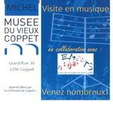 Visite en musique au Musée