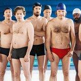 Ciné piscine: Le grand bain à Zinal