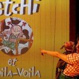 Les aventures de Petchi et Voilà-Voilà