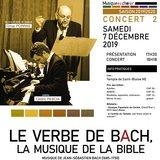 M au C: Le verbe de Bach, la musique de la Bible
