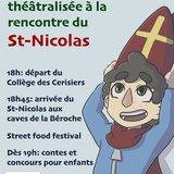 Saint-Nicolas — Balade aux flambeaux théâtralisée