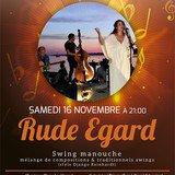 Rude Egard - Concert Swing Manouche