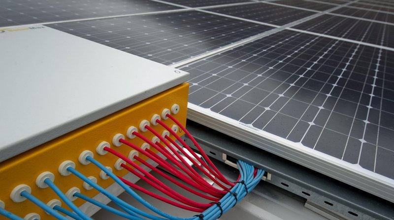 Le collège de Cressier accueillera des panneaux solaires sur ses toits
