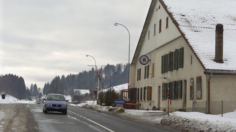 Val-de-Travers: chauffard condamné pour avoir roulé à 142km/h