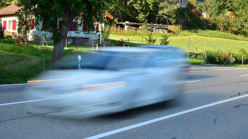 Gros excès de vitesse en série ce week-end dans le canton de Neuchâtel