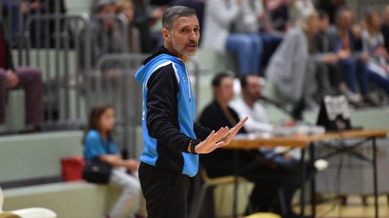 """""""Nous devrons faire mieux que contre Kanti"""", affirme Luiz Souza, coach de Valtra,"""