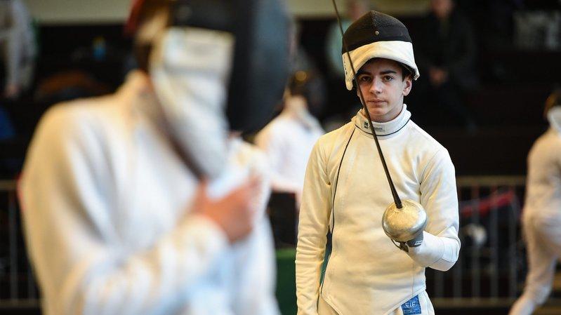 Victoire et deuxième place pour Théo Brochard à Grenoble