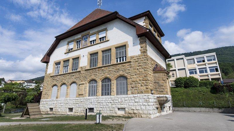 Un référendum a été lancé pour sauver le vieux collège d'Hauterive, condamné par une décision du Conseil général en septembre.