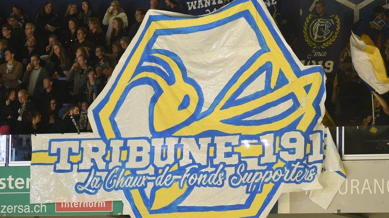 HCC: boycott partiel du groupe de fans «Tribune 1919» ce vendredi aux Mélèzes