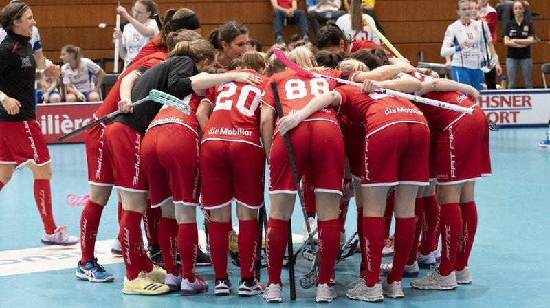 Mondiaux d'unihockey féminin: la Suisse affrontera la Lettonie