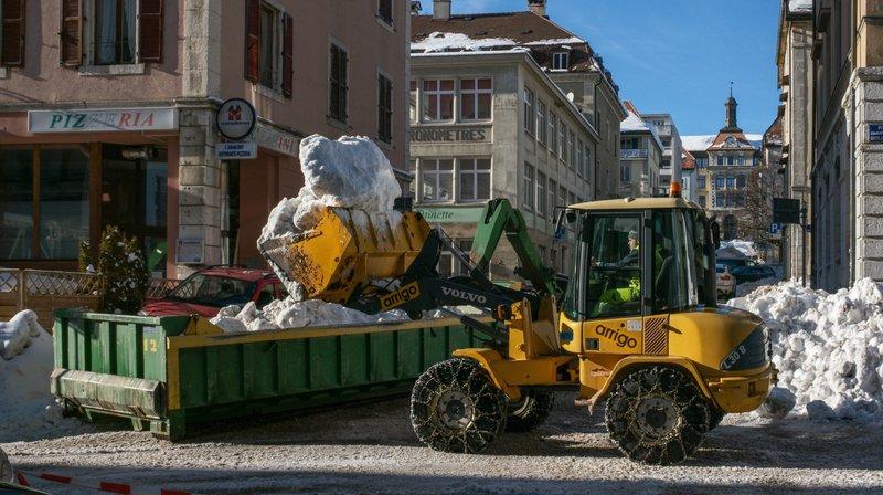 Budget 2020 déficitaire de La Chaux-de-Fonds: la Ville réclame des millions au Canton