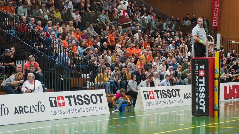 Neuchâtel: coup de neuf demandé pour la salle de sport de la Riveraine