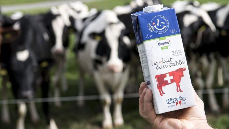 Point de vue de Nicolas Turtschi: «Le lait comme symbole de résistance»