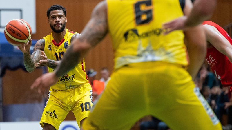 Union Neuchâtel gagne à Bâle et boucle le premier tour au troisième rang