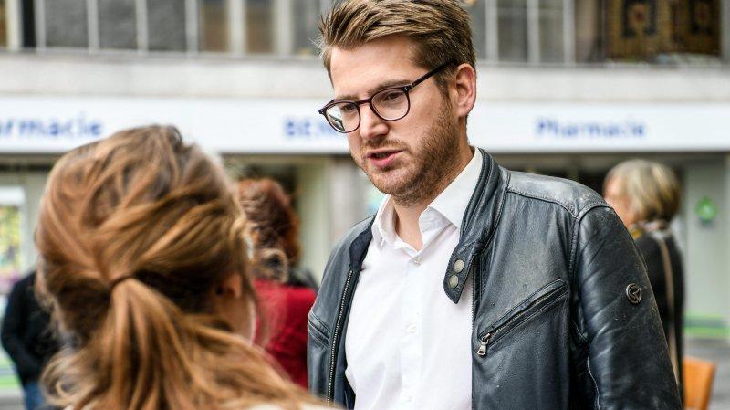 Elu au Conseil national en remplacement de Jacques-André Maire, Baptiste Hurni sera le seul représentant du PS neuchâtelois sous la Coupole fédérale.