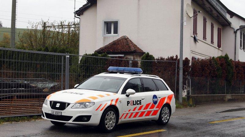 Le corps d'une femme et de son époux avaient été retrouvés mi-octobre à leur domicile de Courfaivre.