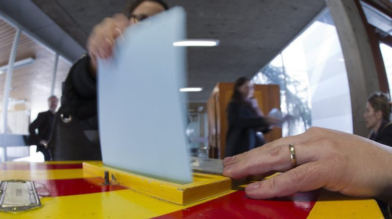 Fédérales 2019: Vaud, Genève et Fribourg choisissent leurs conseillers aux Etats