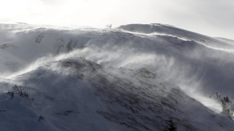 Les vents violents ont offert à des touristes une nuit plutôt inconfortable. (illustration)