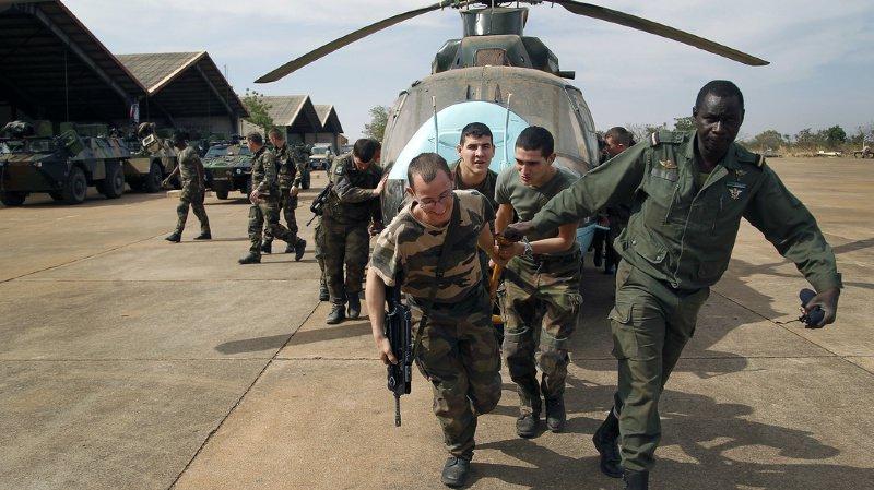 Mali: 13 militaires français tués dans un accident impliquant 2 hélicoptères