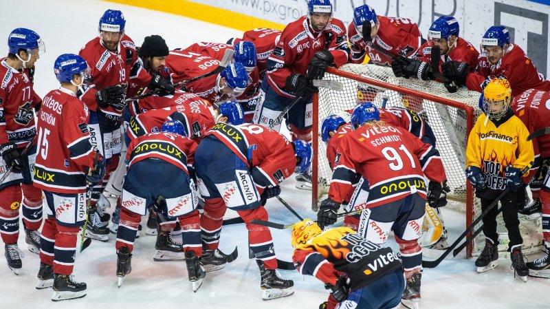 Mikael Kvarnström et le HCC ont cinq matches pour redresser la barre