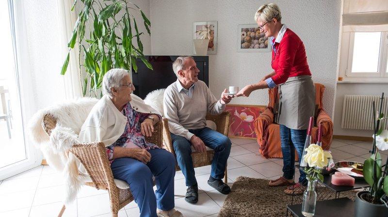 Le lieu d'accueil pour personnes âgées Les Sorbiers, aux Brenets, risque de bientôt fermer  ses portes