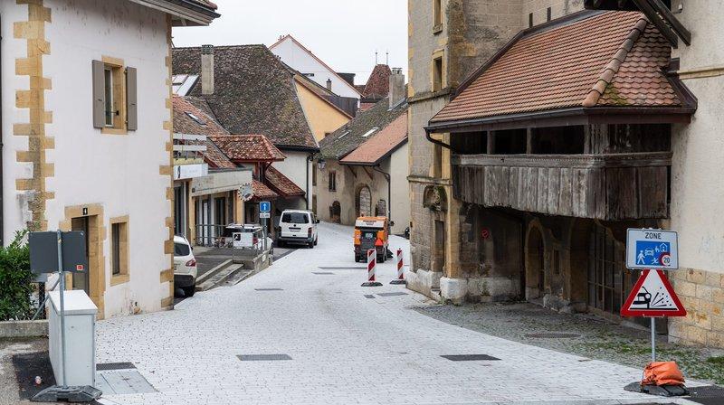 Saint-Blaise: Le Conseil communal s'ouvre aux riverains pour la deuxième phase de réaménagement du centre.
