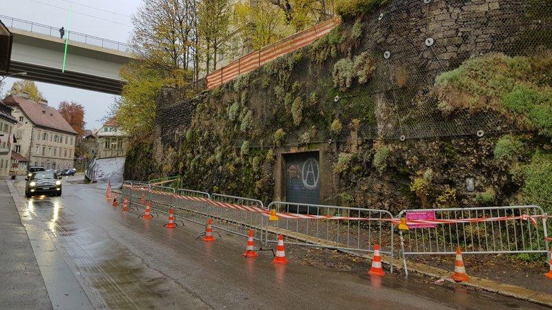 La Chaux-de-Fonds: fin de chantier ce mercredi à la rue de l'Hôtel-de-Ville