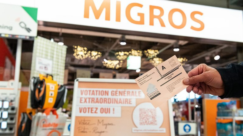 Avec Damien Piller, Migros Neuchâtel-Fribourg passe-t-elle deux fois à la caisse?
