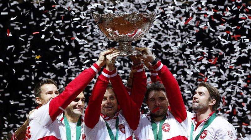 Tennis – Coupe Davis: pas de wild card pour la Suisse en 2020