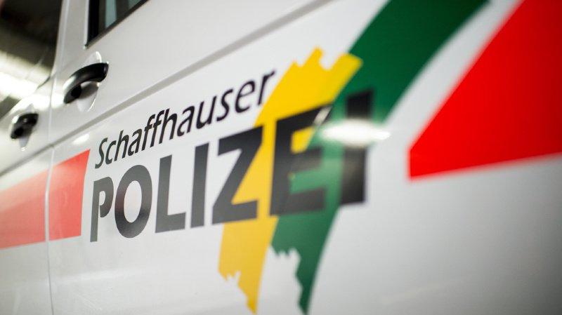 Schaffhouse: deux personnes blessées après le tir accidentel d'un policier