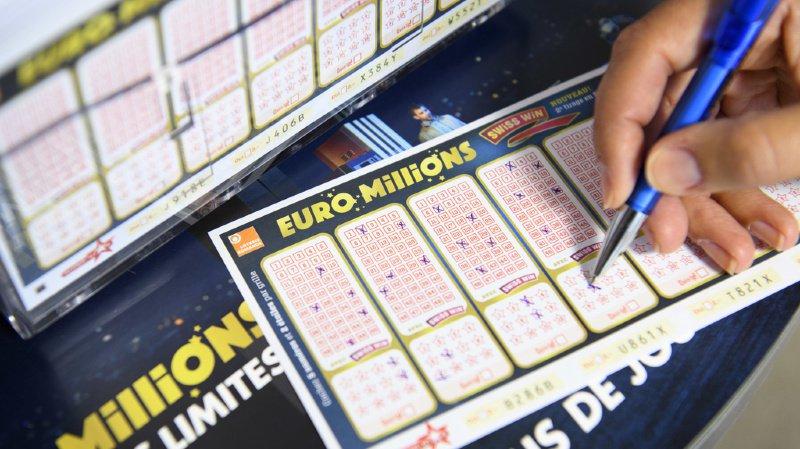Loteries: l'Euro Millions fait un nouveau millionnaire en Suisse